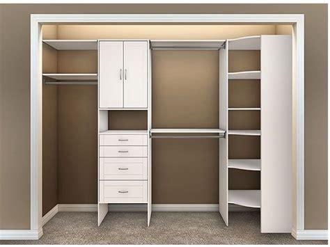 Closet Corner Shelf Unit by Corner Closet Systems Custom Closet Corner Unit Closet