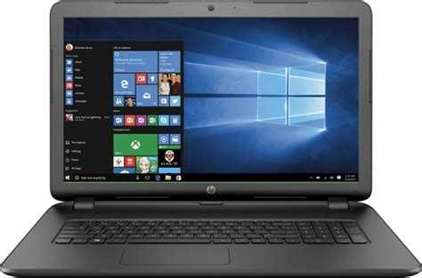 Memory Hp 6gb hp 17 3 quot laptop amd a10 series 6gb memory 1tb drive black 17 p161dx best buy