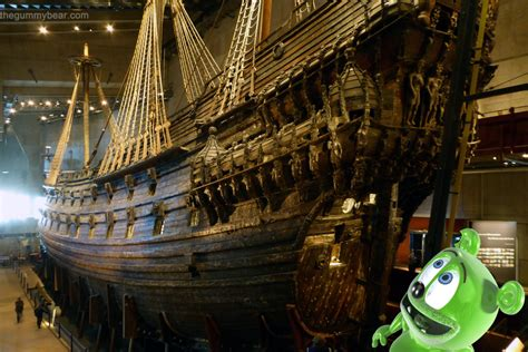 vasa museo around the world with gummib 228 r the vasa ship museum in