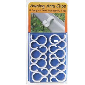 rv awning light clips rv awning arm clips 8 card