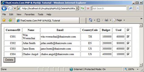 tutorial php sql php sql server 2008