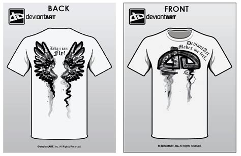 T Shirt Design Vorlagen Wings T Shirt Design By Gabriellexx On Deviantart