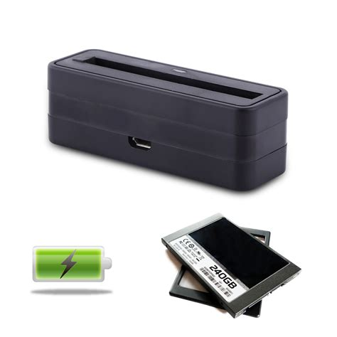 Charger Dekstop Baterai mini desktop cradle charger battery bl 44e1f charging dock station for lg v20 ebay