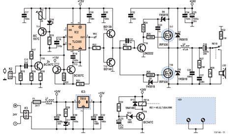 transistor lifier class d 555 class d audio lifier by elektor penguat kelas d admi s story