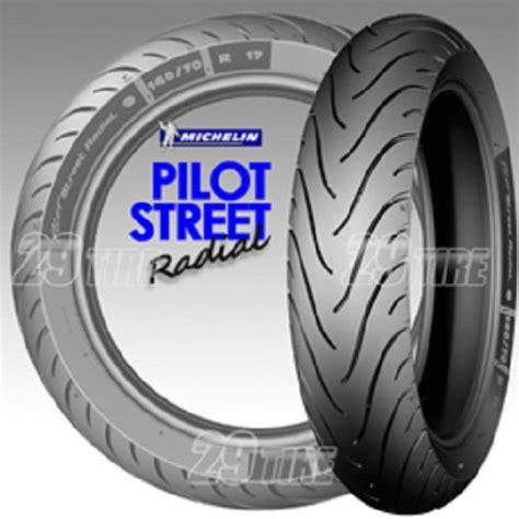 Ban Motor Michelin jual ban michelin 150 60 17 pilot radial ledeng