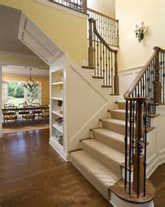 Traditional Staircase Ideas Floor Renovation Traditional Staircase New York By Architects Llc