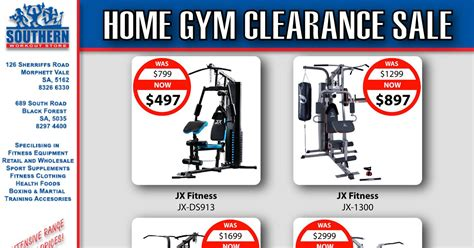 southern workout store home clearance sale pdf docdroid