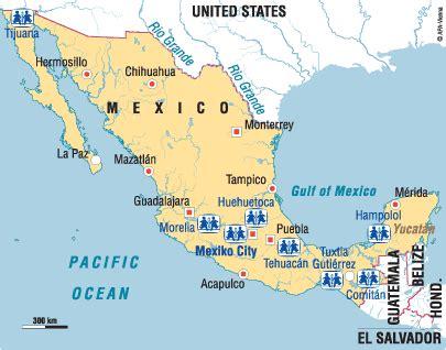 mexico city world map sponsored s world map mexico