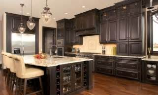 Dark Kitchen Cabinet Ideas kitchen cabinet design different colors interior design