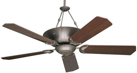 craftmade ceiling fan craftmade crescent ceiling fan d52eb in european bronze