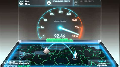 speedy test adsl adsl speedtest