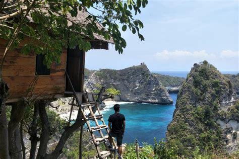 liburan hemat  pulau nusa penida  tipsnya