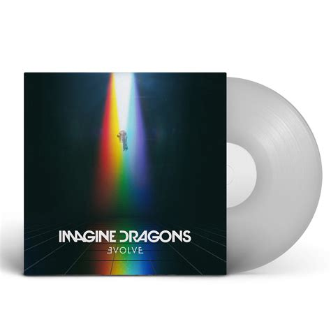 Evolve Imagine Dragons Vinyl - imagine dragons official store