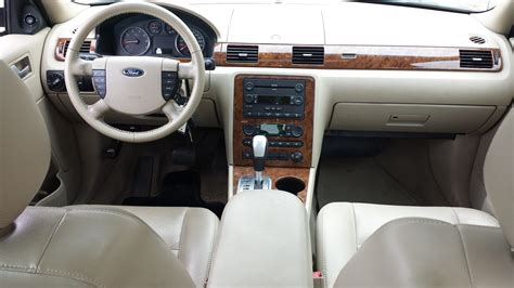 Ford Five Hundred Interior by 2005 Ford Five Hundred Interior Pictures Cargurus