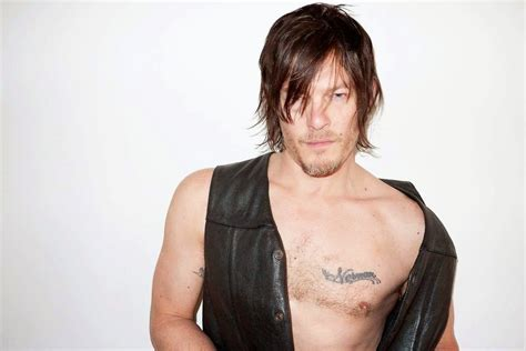 thursday oh yeah norman reedus 10 anecdotes