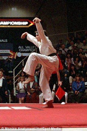 frog  thinks   karate kid  karate kid  karate benny  jet rodriguez