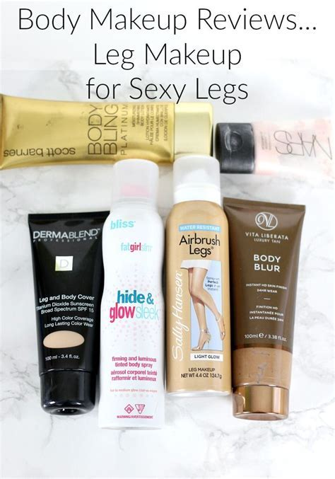 Best 25  Leg makeup ideas on Pinterest   Desk to vanity