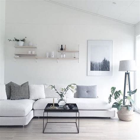 minimalist house decor 30 home decor minimalist idea monochrome color clean