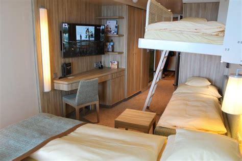 aidaprima verandakabine komfort 4 personen reiseb 252 ro h f