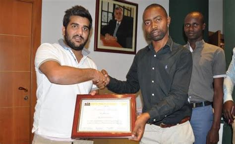 causes of unemployment in uganda youth group honors rajiv ruparelia for chioning ugandan