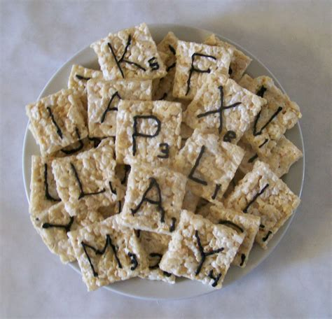 scrabble food recipes scrabble bites all about and