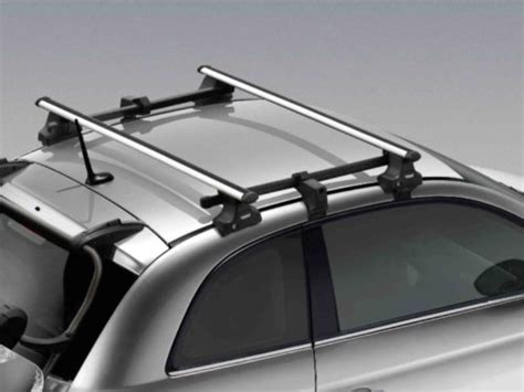 Fiat Luggage Rack brackets fiat 500 removable roof rack