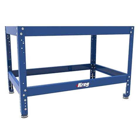 standard bench height kreg 174 28 quot x 44 quot universal bench with standard height legs