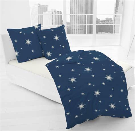 Bettwäsche Biber Sterne