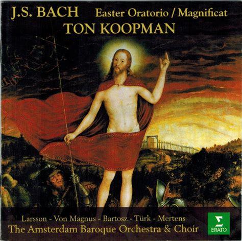 Cd V A Vocalist ton koopman bach cantatas other vocal works discography part 4 other vocal works