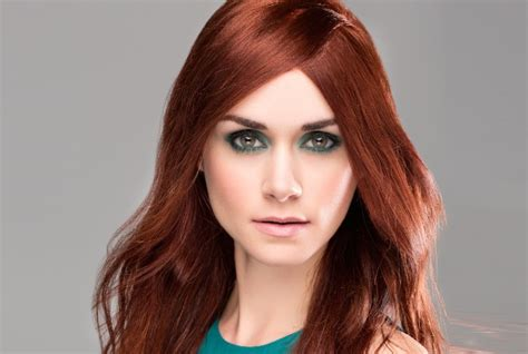 flattering hair color for pale skin 5 flattering hair colors for green with different