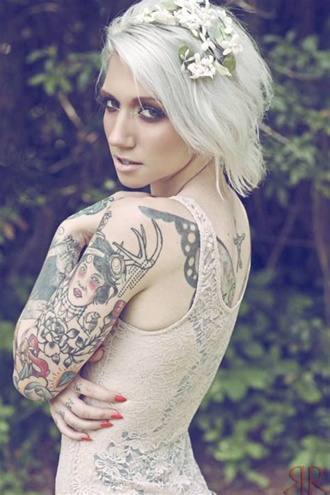 tattoo girl style hipster style sleeve tattoos on inspirationde