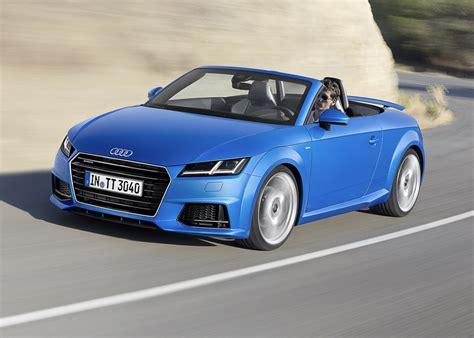 Audi Tt Roadster 2015 by 2015 Audi Tt And Tts Roadster 95 Octane