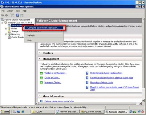 how to install dtc on windows 2008 install sql server 2008 on a windows server 2008 cluster