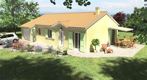 Plain Pied Ou Etage Moins Cher by Votre Maison Maison Plain Pied Ou Maison 224 233 Tage