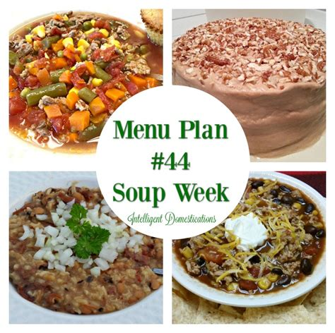 Soup Kitchen Menu Ideas Soup Kitchen Menu Ideas 28 Images Easy Weekly Dinner Menu 88 One Pot Recipes San Francisco