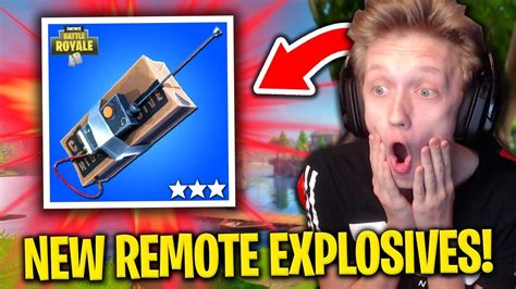 why fortnite battle royale is bad new remote explosives coming to fortnite battle royale