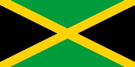 flags of the world jamaica jamaica flag vector country flags