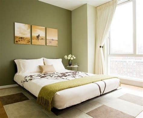 Olive Green Bedroom by Wall Color Olive Green Is Trendy Ideas Green Accent