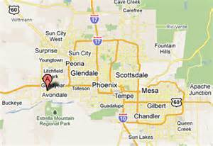 Goodyear Arizona Map by Goodyear Az Pictures Posters News And Videos On Your
