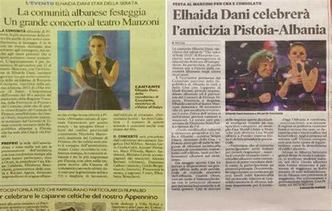 consolato italiano in albania consolato onorario della repubblica di albania in pistoia