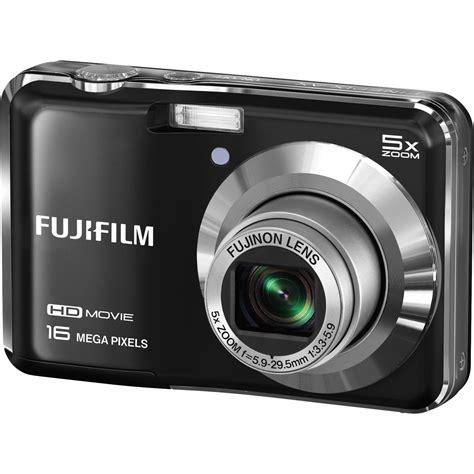 fuji finepix digital fujifilm finepix ax650 digital black 16277992 b h