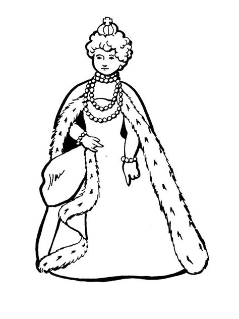 royal king and queen coloring pages coloring pages