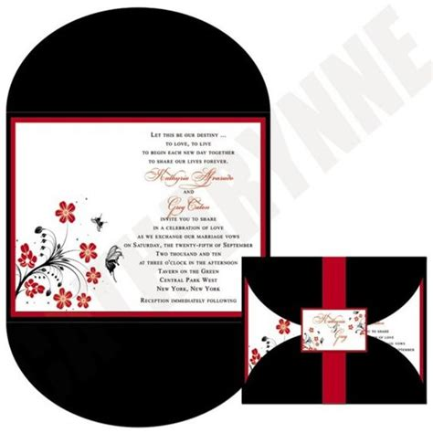 Wedding Invitations Asian Theme by Cherry Blossom Wedding Invitations Wedding