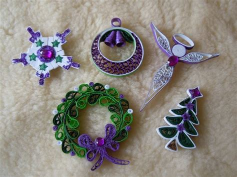Quilling Decorations by Decorations 2014 Zen Quilling