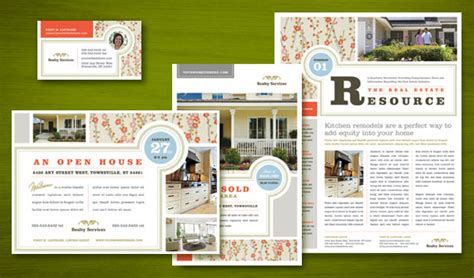 flyer design inspiration real estate just listed sell your property with real estate home for