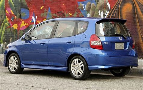 Honda Fit 2007 by 2007 Honda Fit Information And Photos Zombiedrive