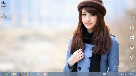 beautiful girl themes download cute asian girls theme for windows 8 ouo themes