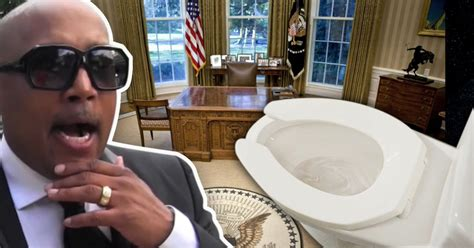 daymond john house daymond john derriere force one search for the elusive oval office toilet tmz