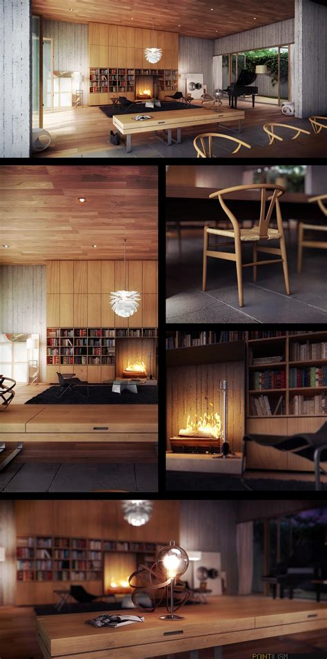wooden room 11 living rooms with modern flair