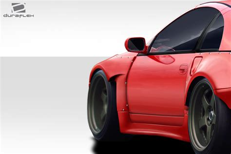 extreme dimensions inventory item   nissan zx  pm  front fender